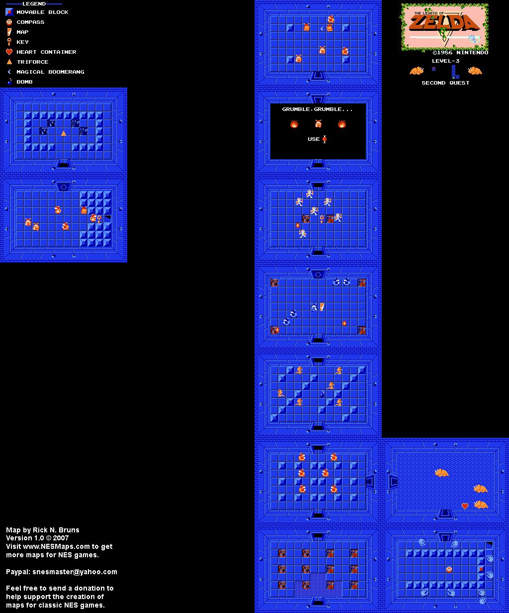 Legend Of Zelda 2 Map : legend, zelda, Zelda에, 있는, Connor, Reeve님의