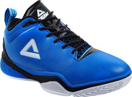 Indigo Blue Basketball Shoes