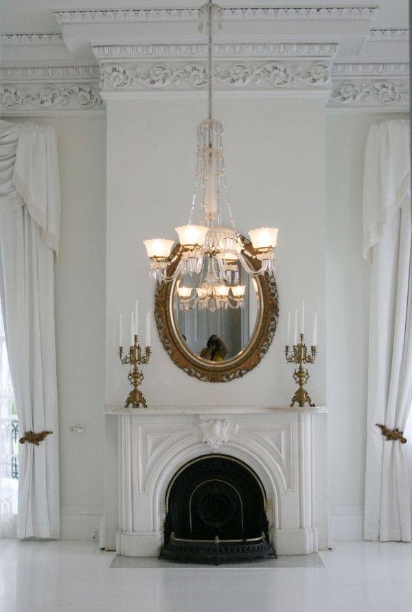 These Walls of White: nottoway plantation