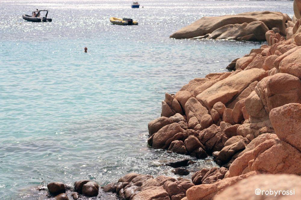 rocce a Cala Coticcio, Isola di Caprera - Gallura