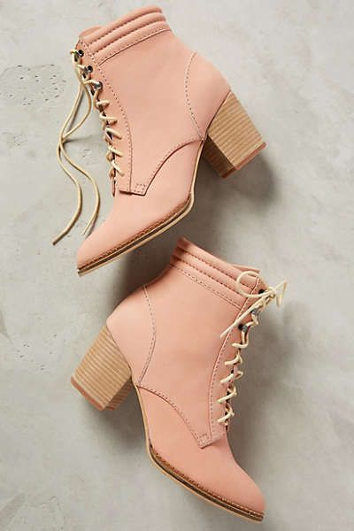 Anthropologie - Pilcro Hayden Booties