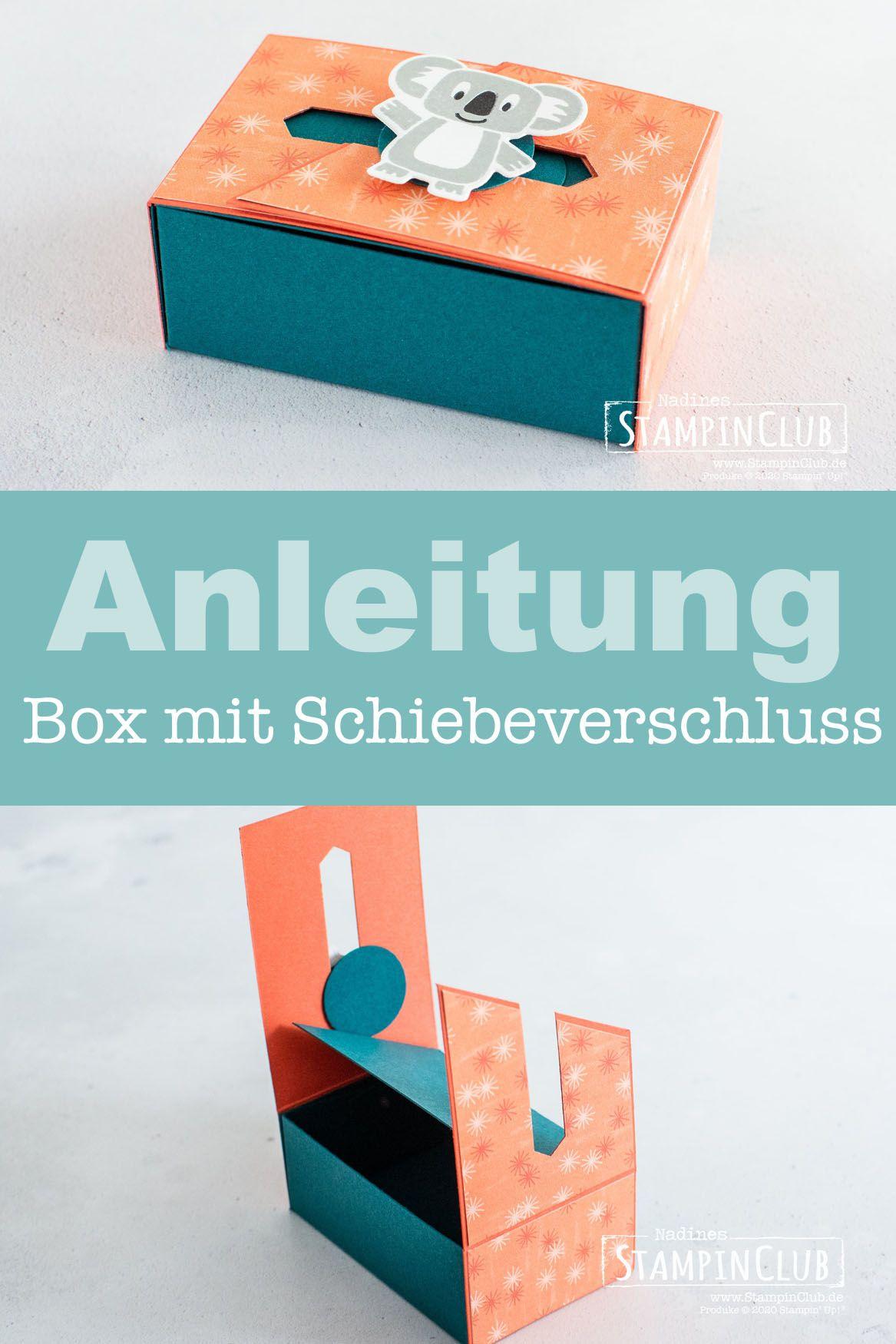 Photo of Box mit Schiebeverschluss