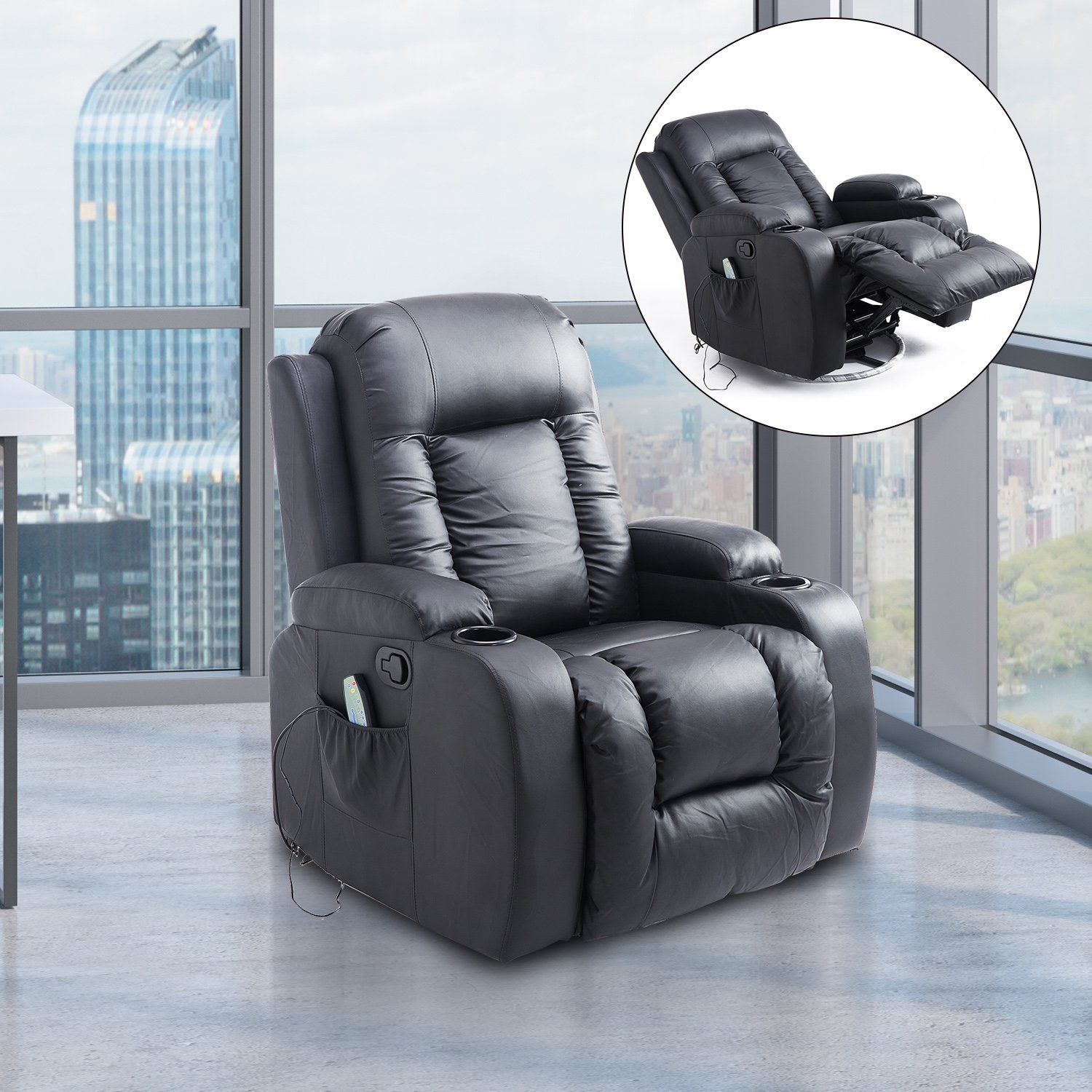 Best Full Body Electric Massage Chair In India 2020 in
