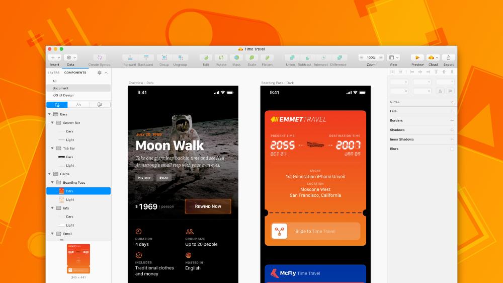 Sketch 60 — your design system starts here Design system