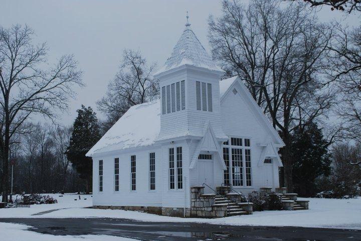 little church Cove Methodist ChurchChickamauga