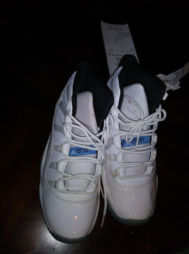 Air Jordan 11 Retro XI Legend Blue