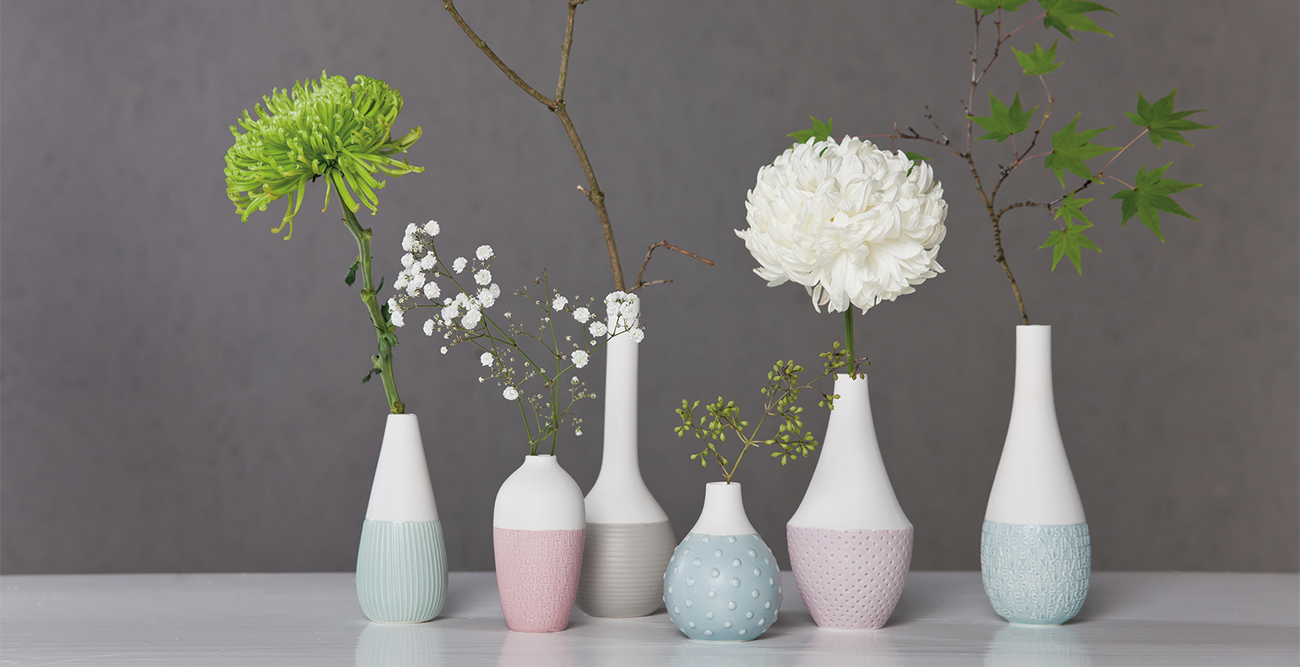 Selection d co vases for Idee deco vase
