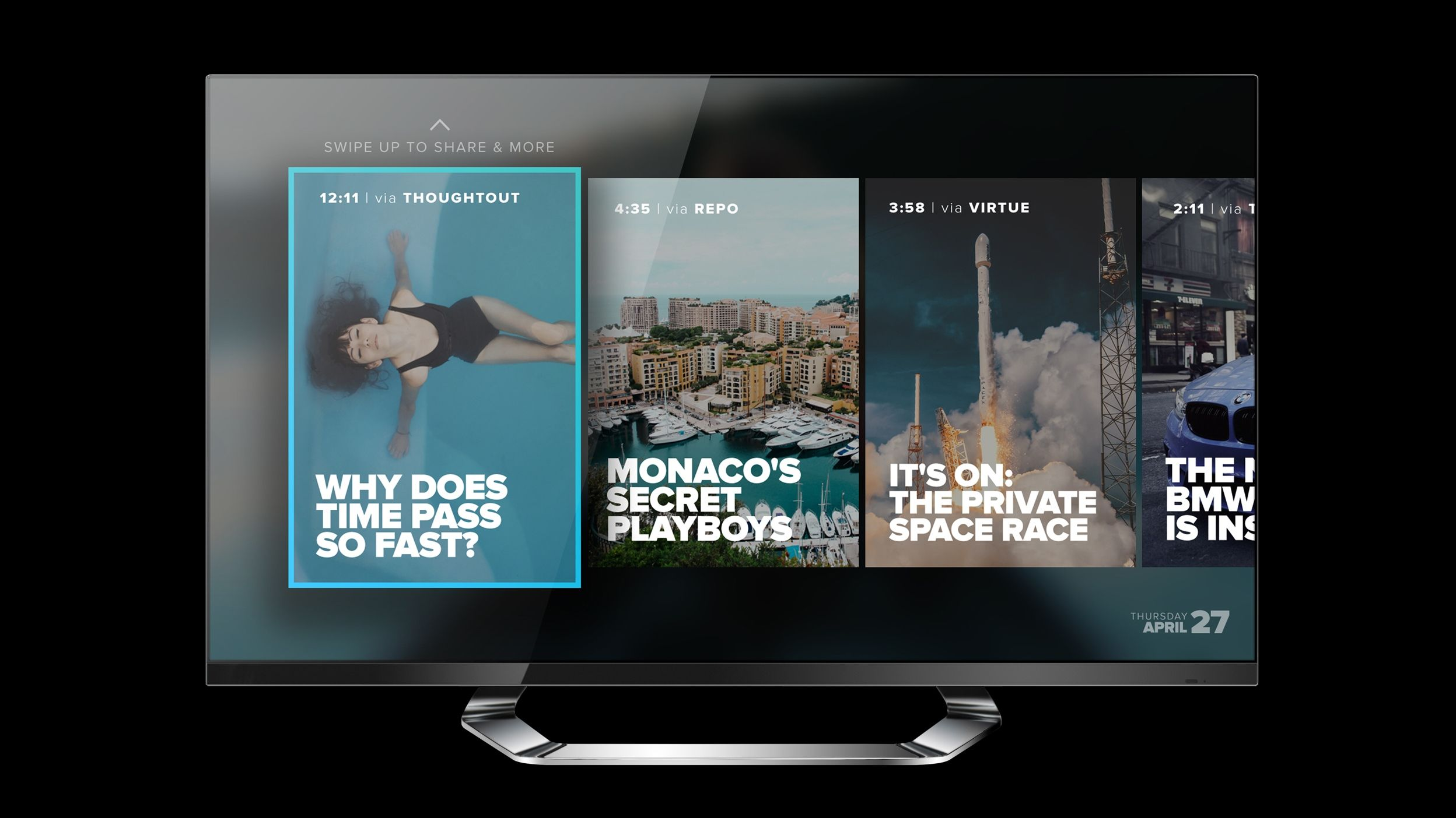 Bildresultat för hyper app apple tv