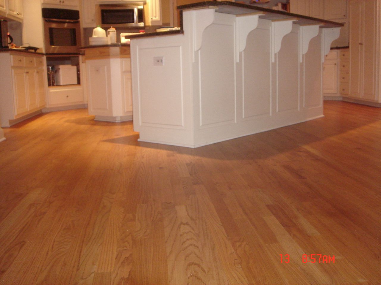 Corbels Are What Supports The Weight Of The Granite Countertop