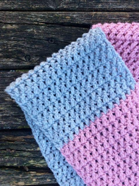 Kat Kat Katoen: XXX - infinity scarf   Crochet Accessoires   Pinterest