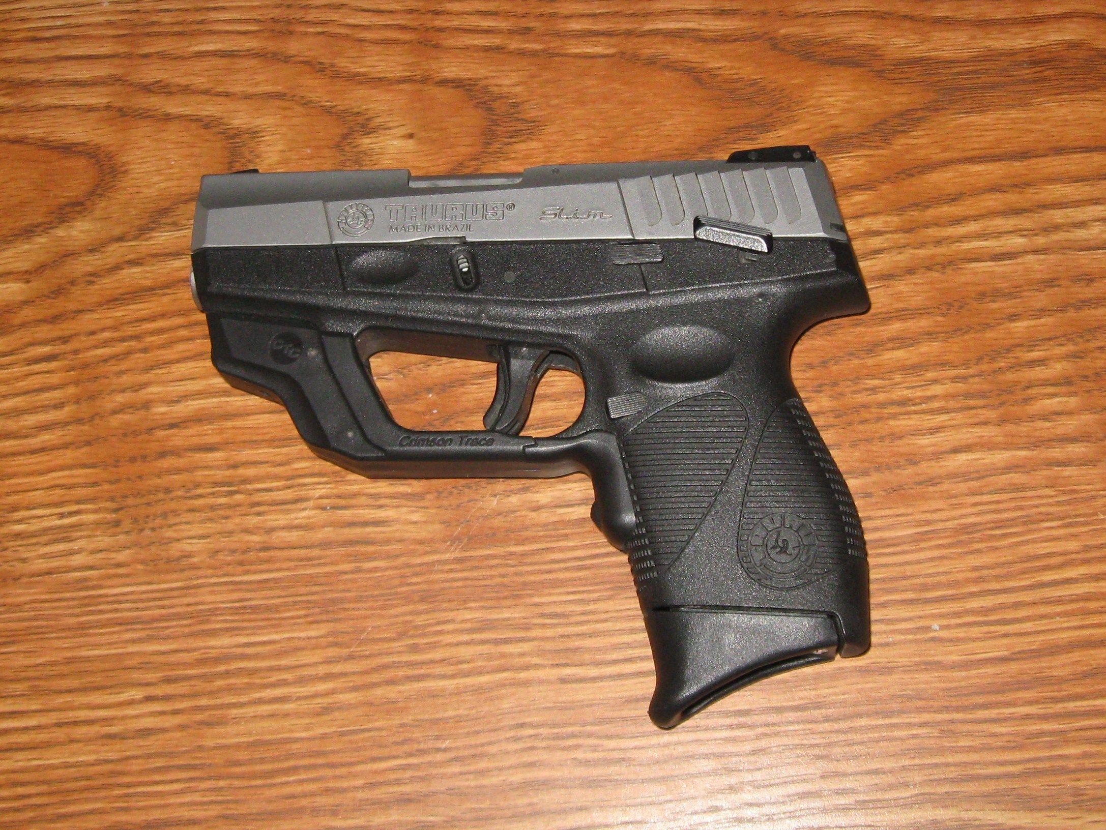 709 slim 9mm pistol - Taurus 709 Slim 9mm 75 In Wide