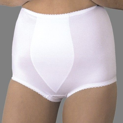 27e705add91 Rago Shapewear Panty Brief Light Shaping With Removable Pads