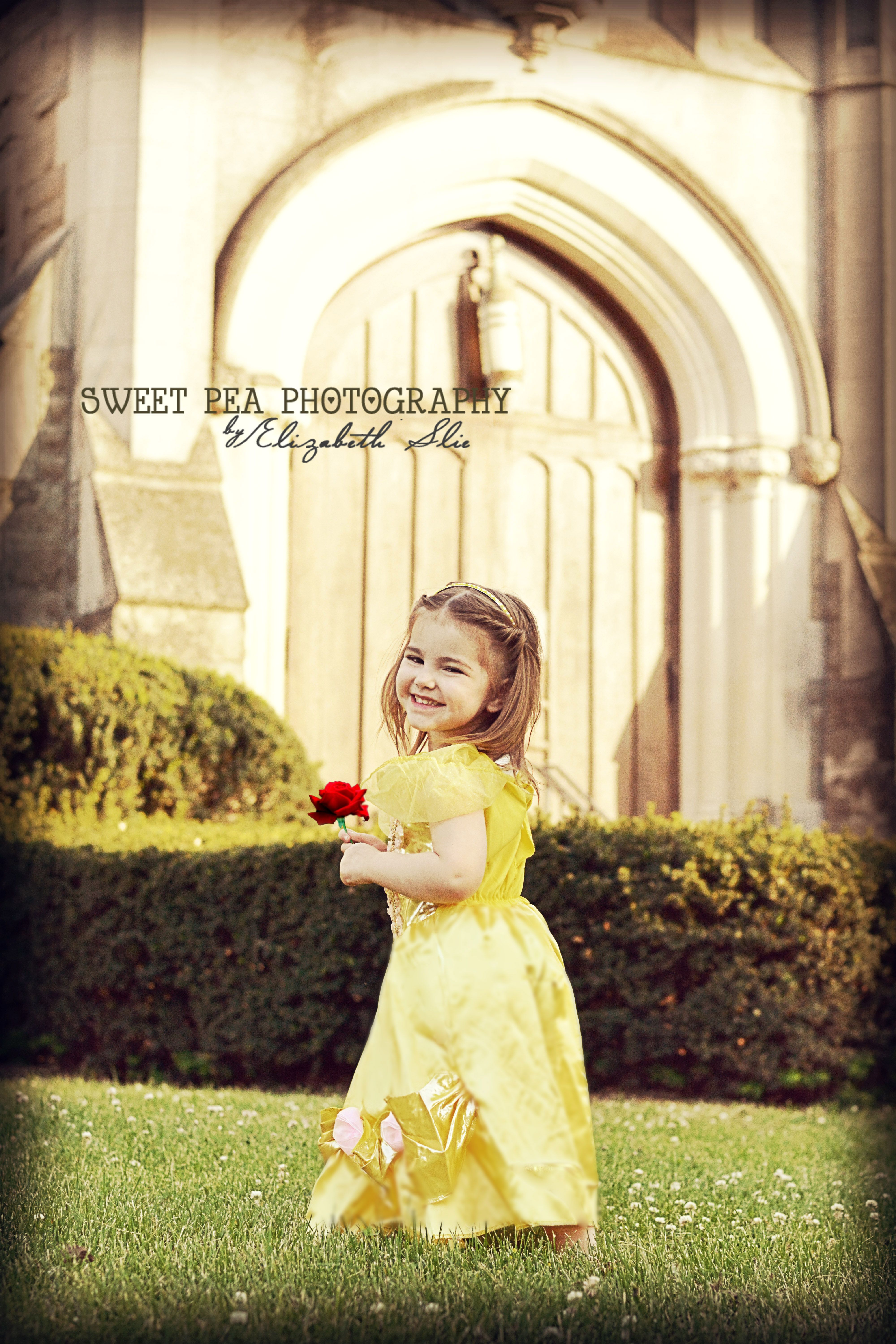 beauty and the beast photo shoot 3 year old girl photo ideas