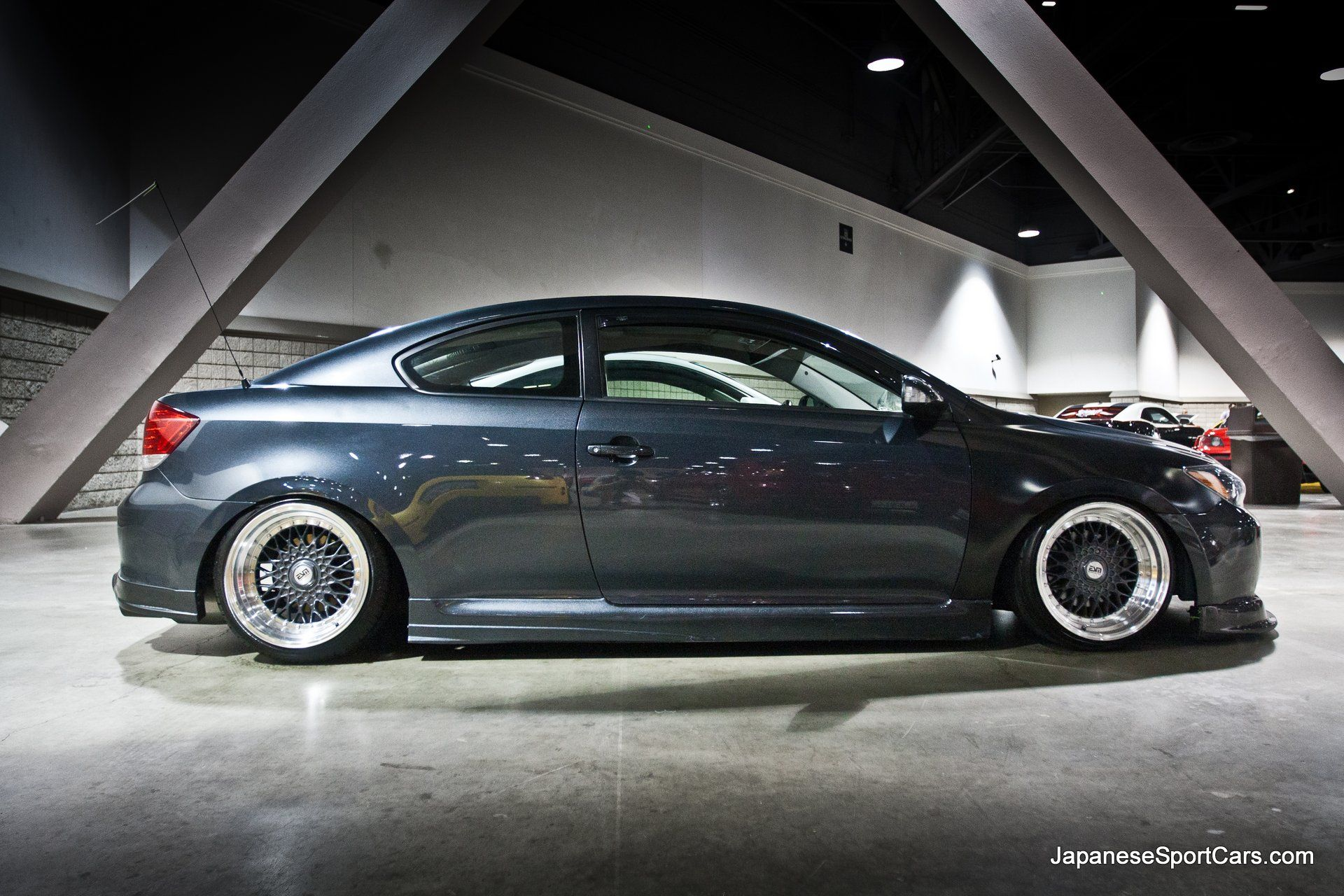 Image Detail For Scion Tc 1st Generation 2005 2010 With Esm 002r Wheels Pictures And Scion Tc Scion Cars Motorcycles