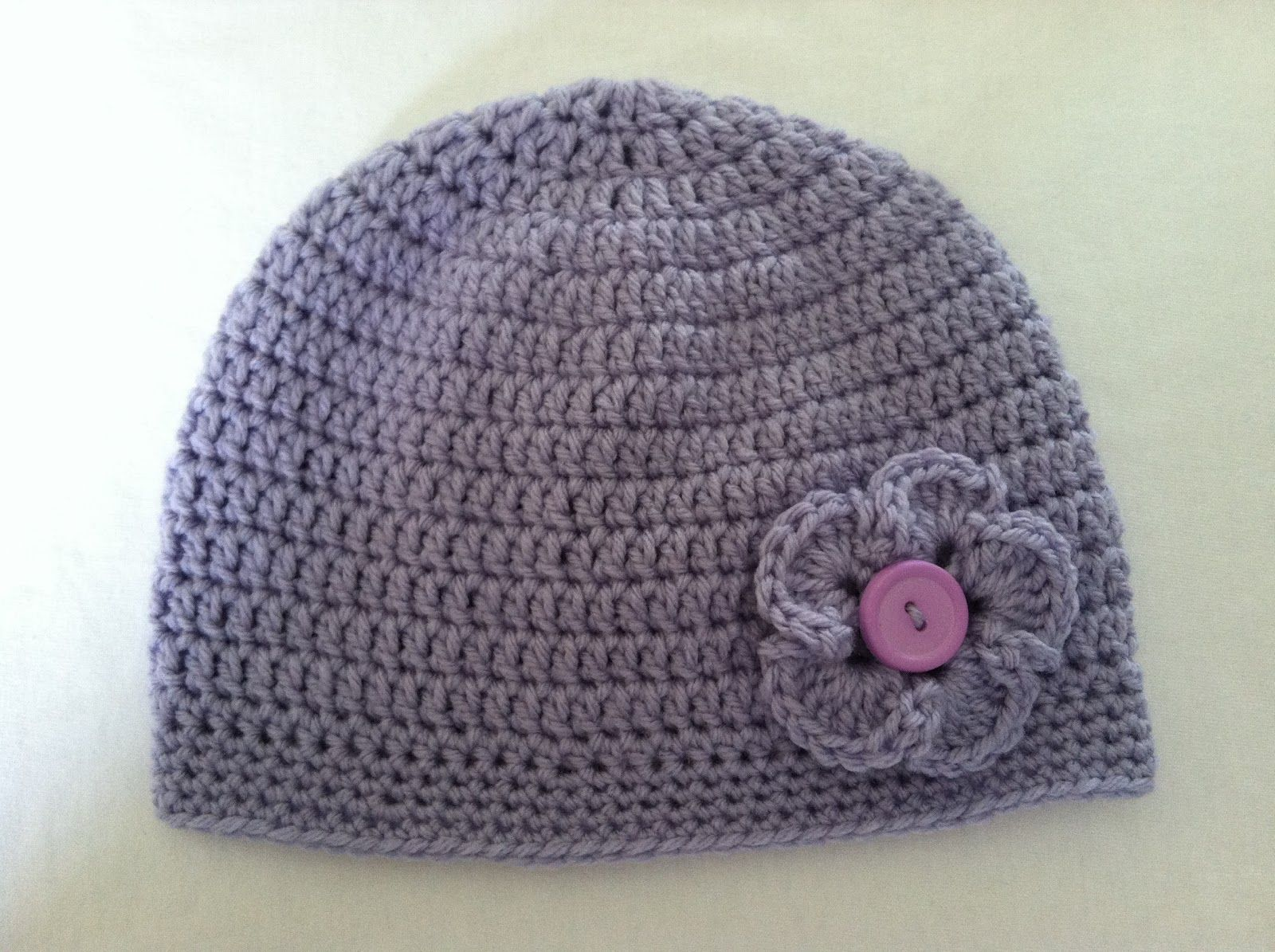 free crochet chemo hat patterns | Free Crochet Pattern For Chemo Cap ...