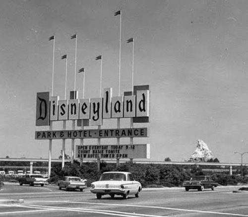 old disneyland