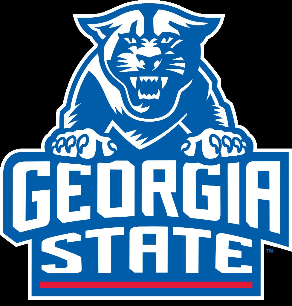 Georgia State Panthers Wikipedia The Free Encyclopedia Georgia State University Georgia State Sports Logo