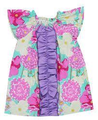 Nora Ruffle Dress