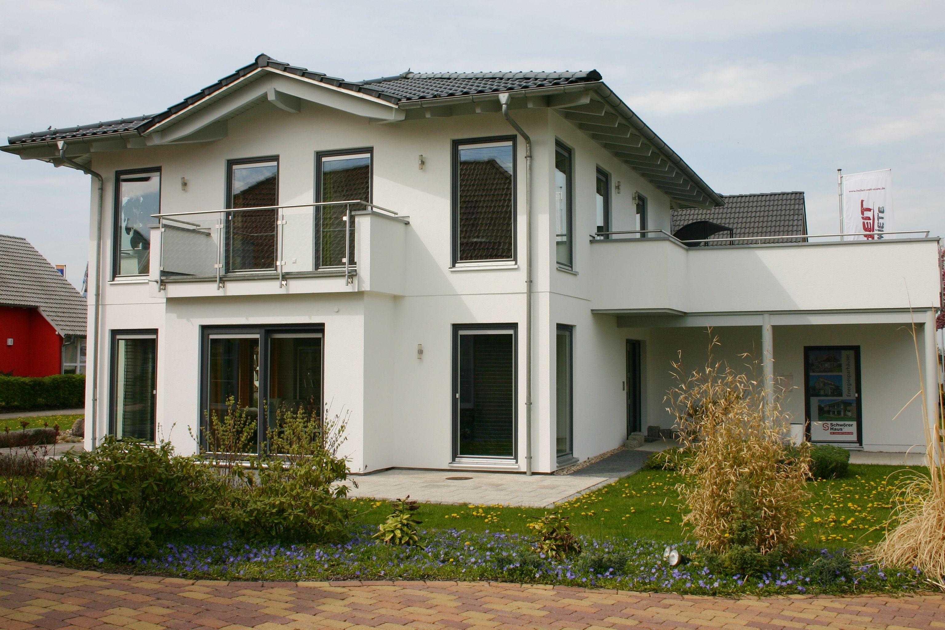 SchwörerHaus KG musterhaus fertighaus immobilien eco