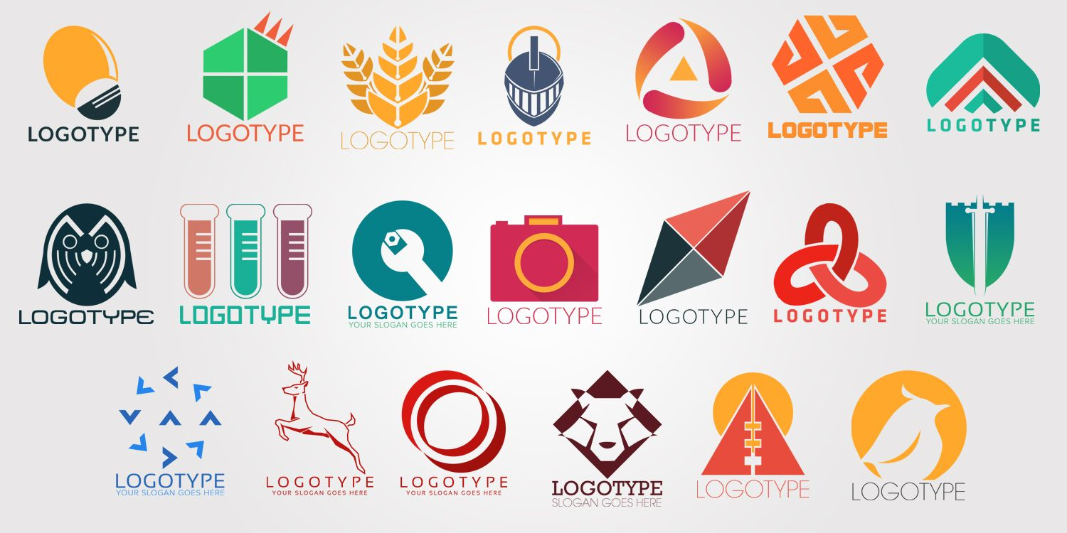 20 Free Company Logos Download With Psd S Free Logo Templates Free Logo Templates Psd Free Logo Mockup Psd