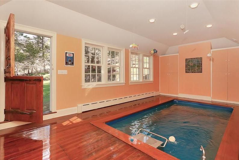 Endless Pools are perfect for old homes, install virtually anywhere ...
