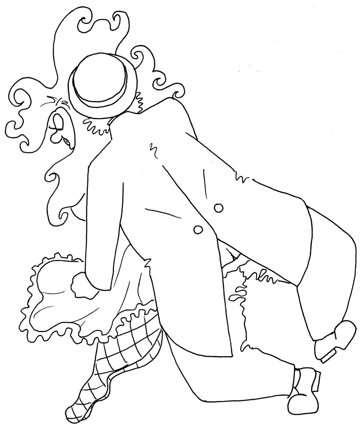 the sideways samba kama sutra coloring pages from the