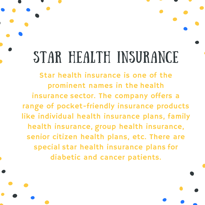 Benefits Of Buying Star Health Insurance In 2020 Family Health