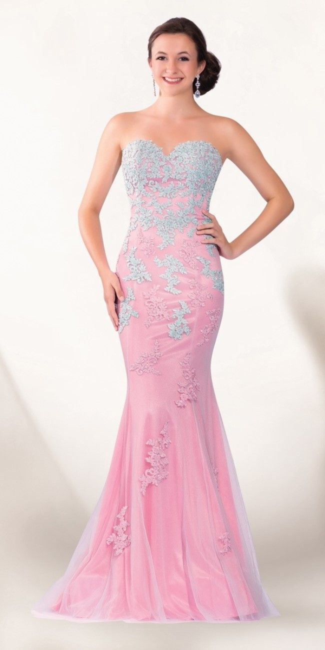 Pink prom dresses 2017 & Pink prom gowns 2017 | prom dresses | Pinterest