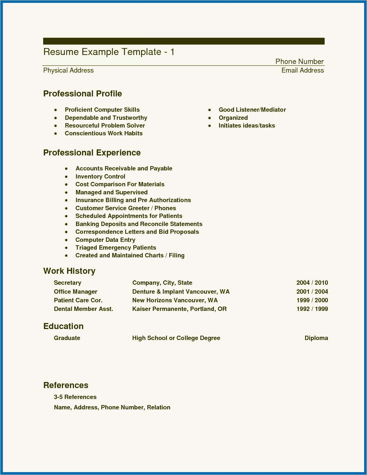 76 Unique Photography Of Data Entry Resume Skills Examples Check