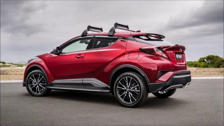Chr Toyota 2019 Interior First Drive Toyota C Hr Toyota Suv Suv Cars