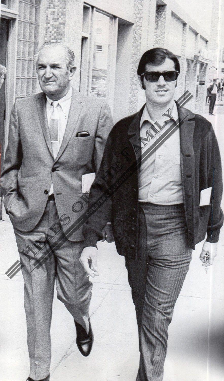 Joseph Bonanno & Joseph Bonann...