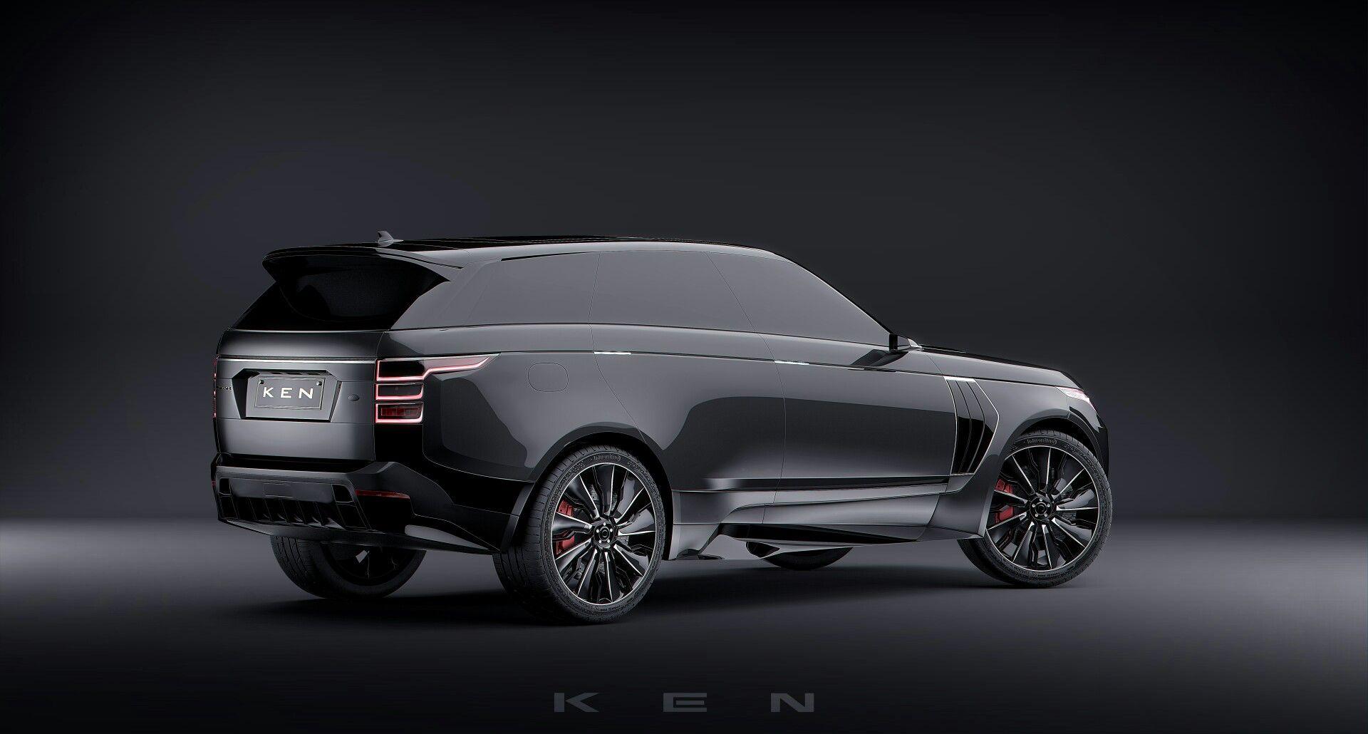 Range Rovers Concept Rover
