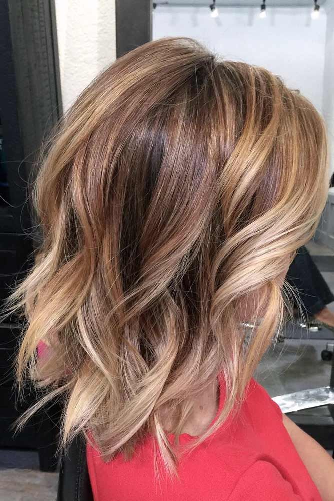35 balayage hair ideas in brown to caramel tone balayage for Caramel blond