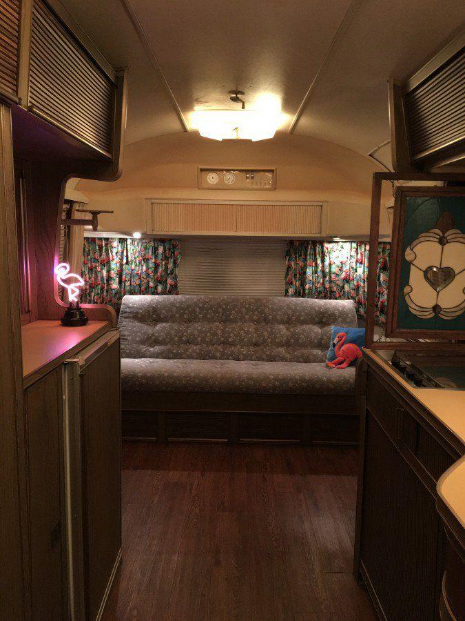 1972 Airstream Overlander 27 - Florida | Airstream interior