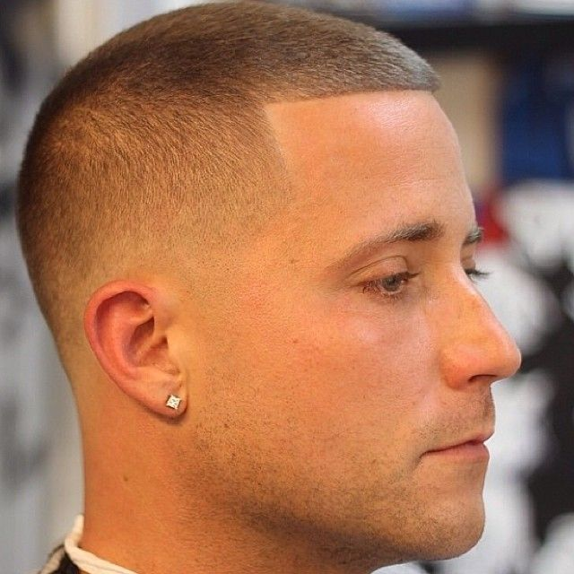 Nice low cut taper fade... Love this clean cut | ทรงผมชาย ...