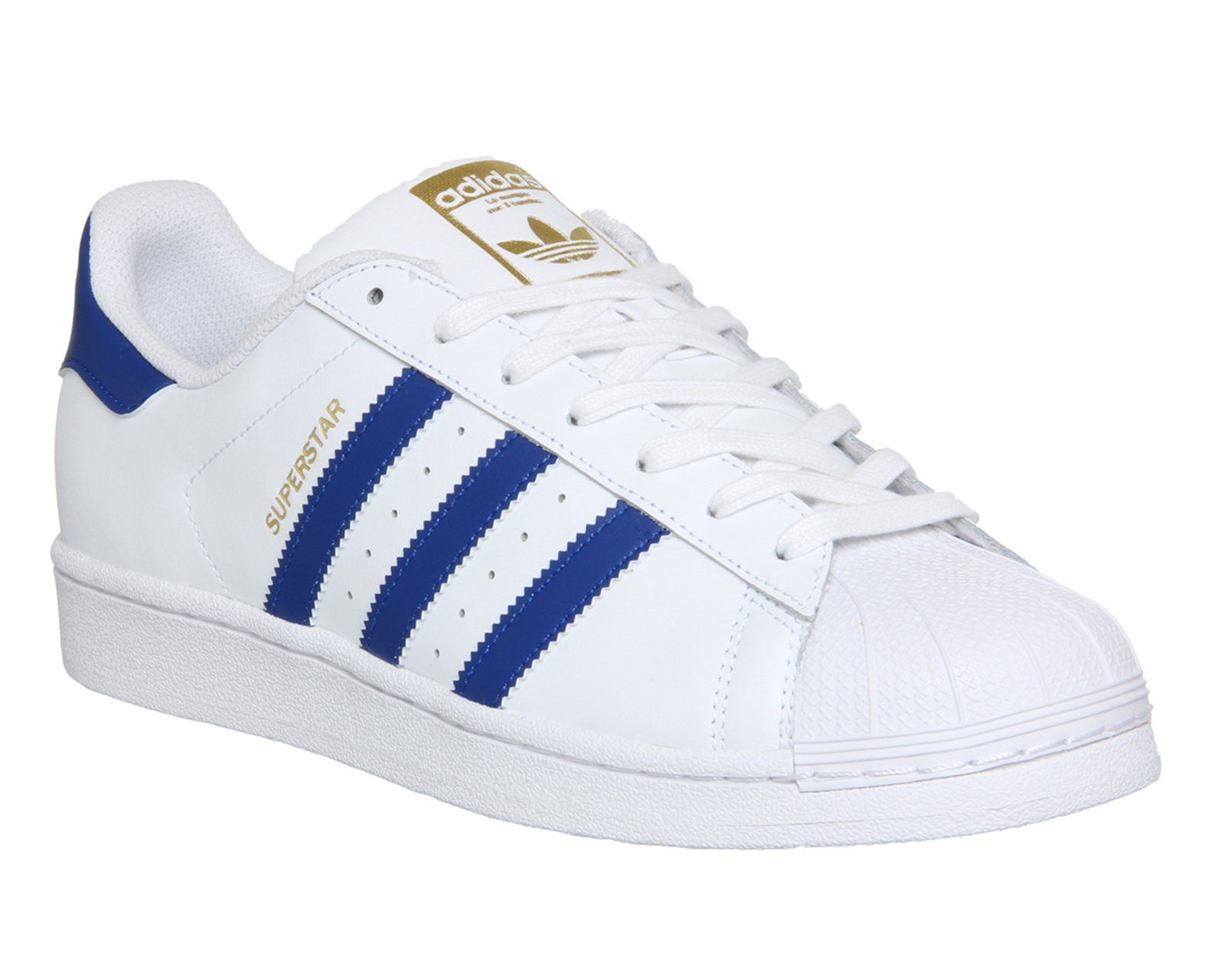 adidas Superstar Foundation - Zapatillas para hombre  Amazon.es  Zapatos y  complementos 39dba2626e5