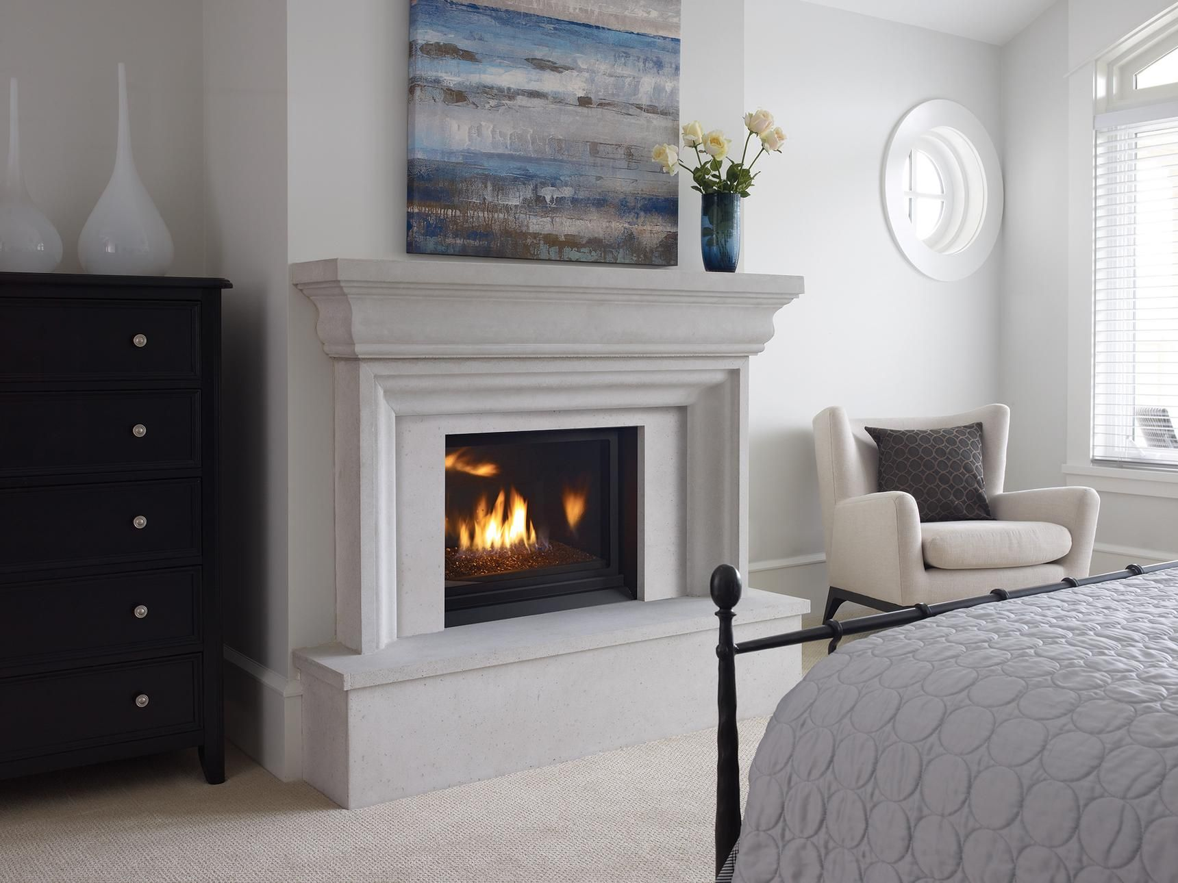Marvelous Can I Convert A Gas Fireplace To Wood Burning Part - 12: The 3 Best Choices To Replace A Wood-Burning Fireplace