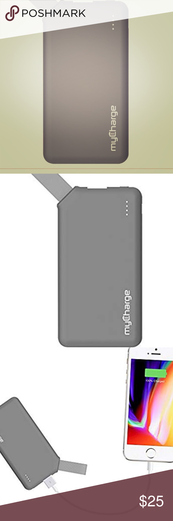 Mycharge Goxtra Portable Charger Portable Charger External Battery Pack Charger