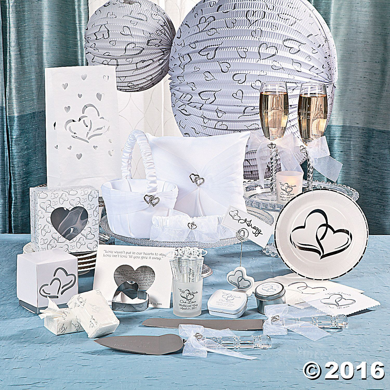 Two Hearts Wedding Collection - OrientalTrading.com | Beach Wedding ...