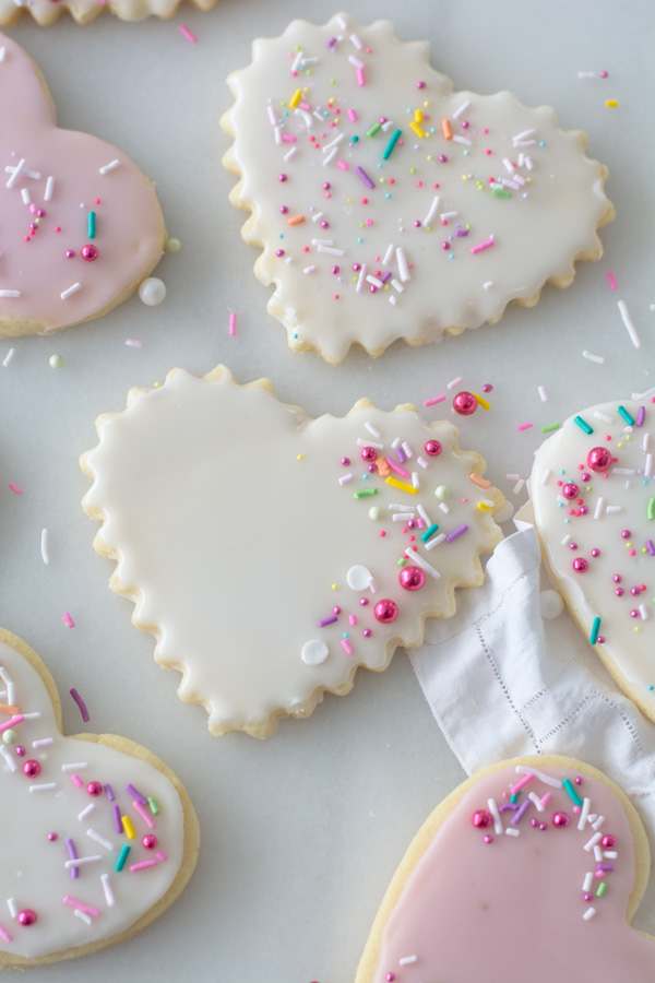 Cut-Out Sugar Cookies - Simply So Good