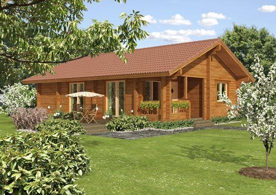 Casa de madeira casas en el campo pinterest madeira for Casas de campo prefabricadas