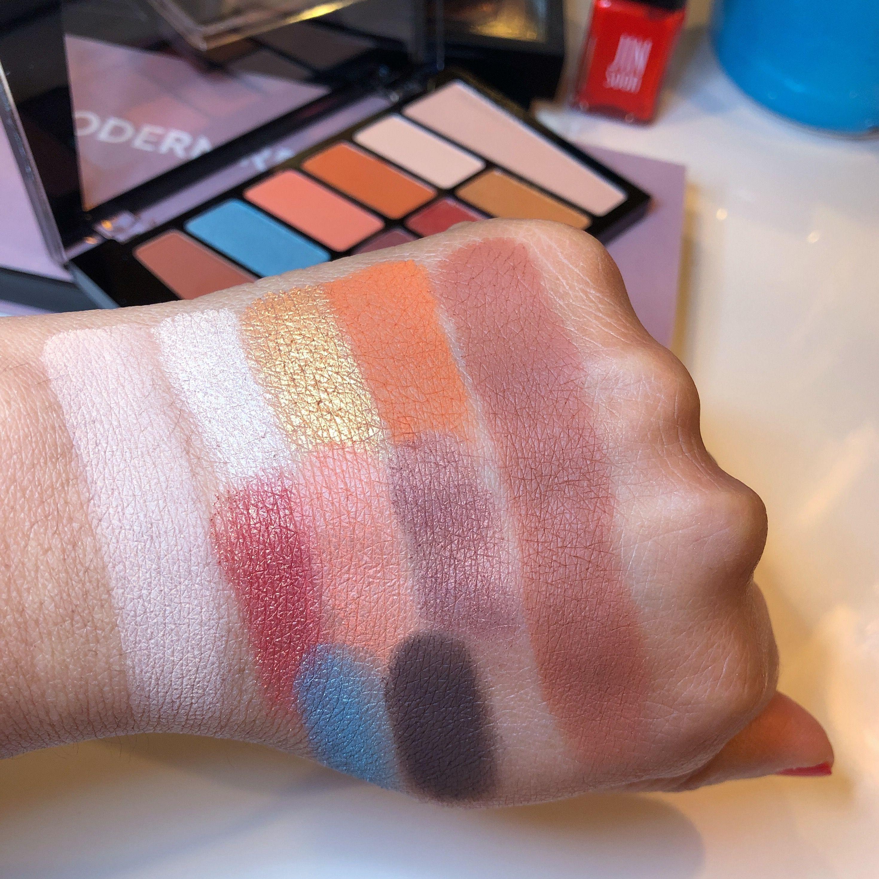 Wet N Wild Au Naturel 10 Pan Eyeshadow Palette Nude Awakening Spec Color Icon