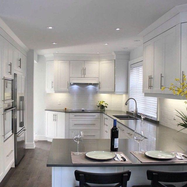 Concrete Countertops Designs: A Beautiful Kitchen Design Using Our Concrete Countertop
