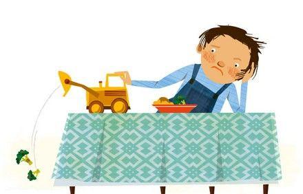 Igitt Brokkoli! Nicht jedes Gemüse schmeckt von Anfang an  Buchtipp: Essen statt meckern – Gesunde Ernährung für mäkelige Esser  http://www.cleankids.de/2013/11/12/buchtipp-essen-statt-meckern-gesunde-ernaehrung-fuer-maekelige-esser/42530