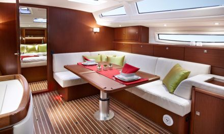 Hallberg-Rassy 54 Salon | Sailing and Wind | Salons, Room