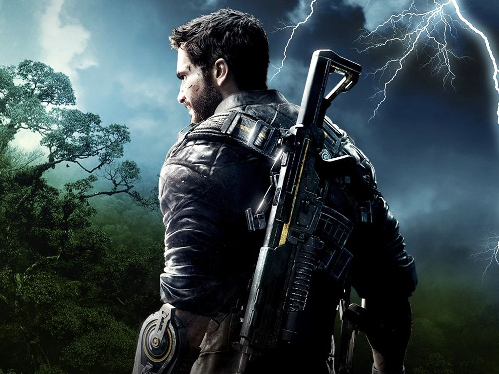 Just Cause 4 and Dragon Ball Fighter Z video games are now