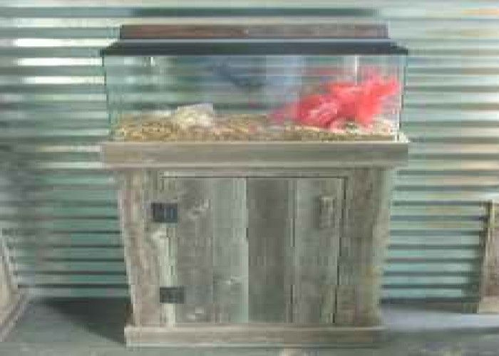 Handmade Rustic Aquarium Stand W 10 Gallon Aquarium 60 West Tulsa Fish Tank Stand Fish Tank Aquarium Stands