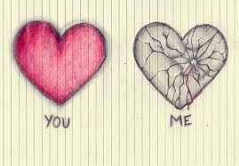 Resultado de imagem para desenhos de amor tumblr