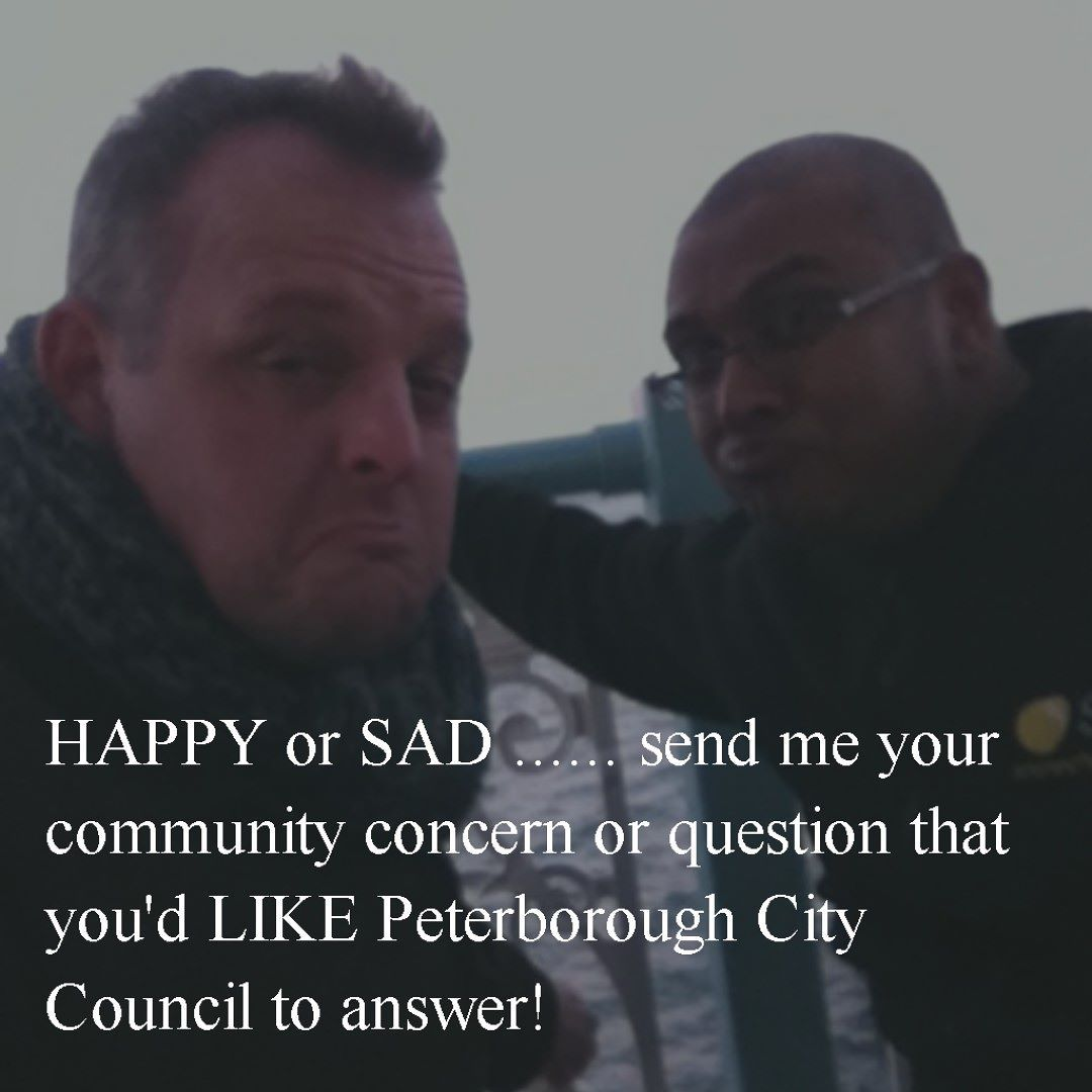 Have YOUR say.... send me your COMMUNITY concern or QUESTION via http://www.bit.ly/CaseworkandQuestions  #CllrDarrenFower #Peterborough #LibDems #Peebo #Residents #Survey #Opinion