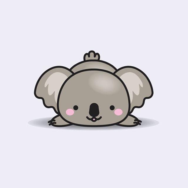 Epingle Par Kaley Koala Sur Dessins Dessin Koala Koala
